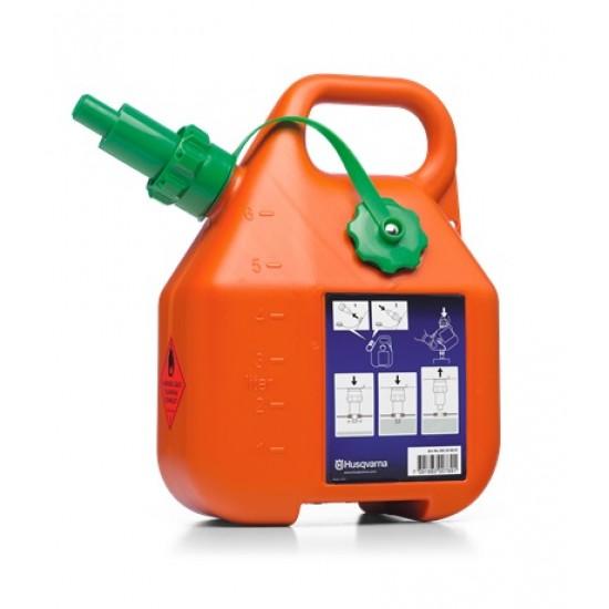 HUSQVARNA benzīna kanna 6 litri